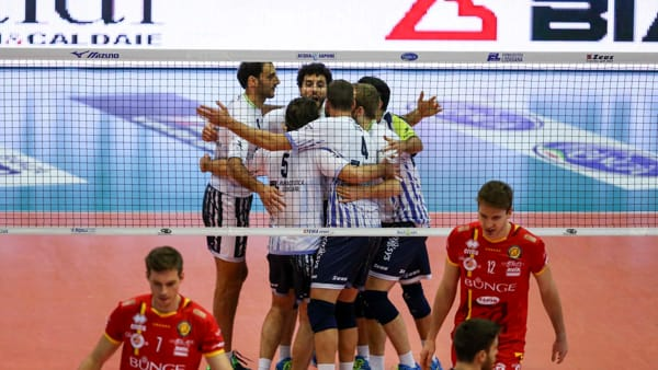 Pallavolo, in campo a Santo Stefano: Top Volley attesa dalla capolista Lube
