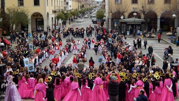 Carnevale ad Aprilia