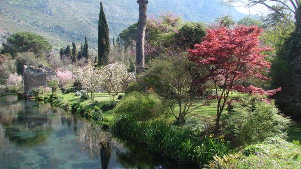 Dimore storiche del Lazio anche nella provincia pontina
