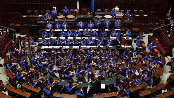 Festa della Musica: la JuniOrchestra in concerto per le vie di Sermoneta