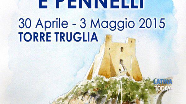"""Festival Internazionale """"Acquarelli & Pennelli"""" a Sperlonga"""