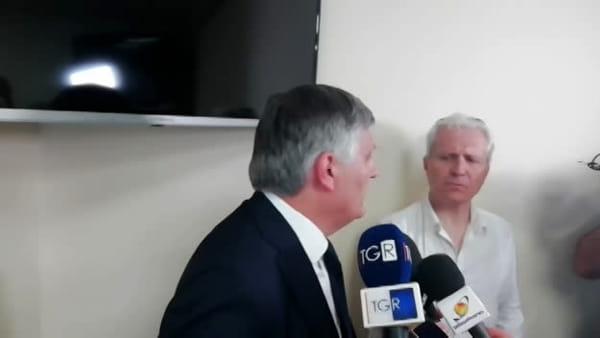 Latina, visita istituzionale del sottosegretario Gaetti in Prefettura | IL VIDEO