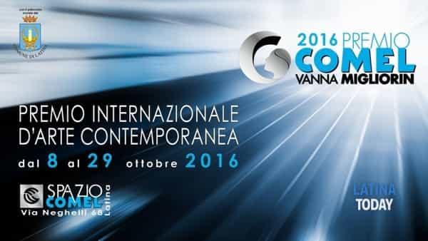Appuntamento internazionale per la città di Latina con il Premio Comel 2016