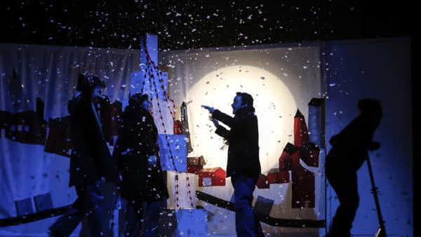 Natale su AmaZZon a Opera Prima