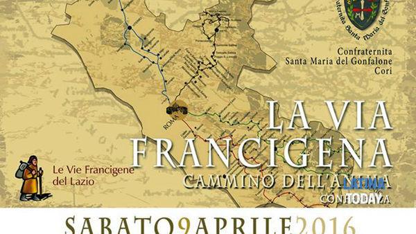 """""""la via francigena, cammino dell'anima""""-2"""