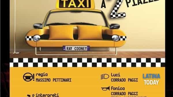 Taxi a 2 piazze al Teatro San Francesco