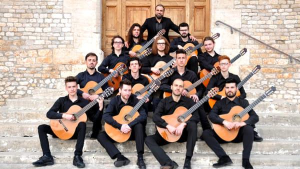 Pontinia Guitar Orchestra 1