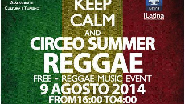 A San Felice dodici ore di musica no stop con il Circeo Summer Reggae