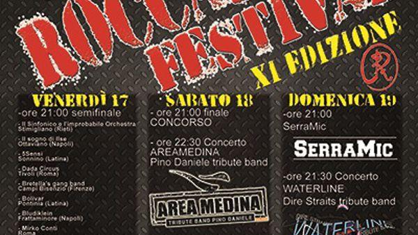 Roccagorga: al via la XI edizione del Roccalling Festival