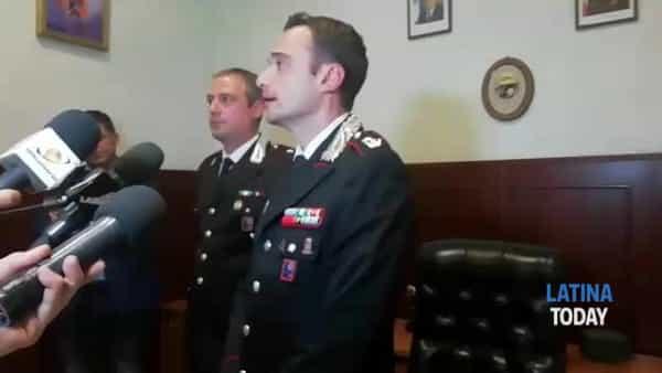 Operazione Touch & Go nel sud pontino: 22 arresti - Il video