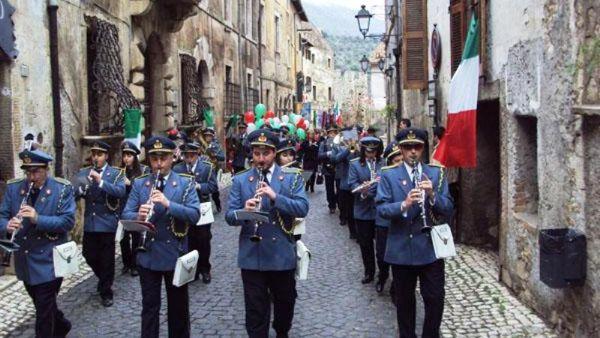A Sermoneta la Festa della Musica in onore di Santa Cecilia