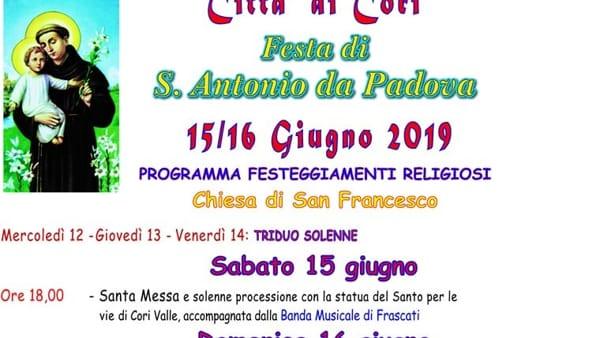 Festa di sant'antonio cori-2