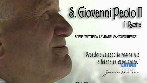 A Borgo Carso il recital su San Giovanni Paolo II