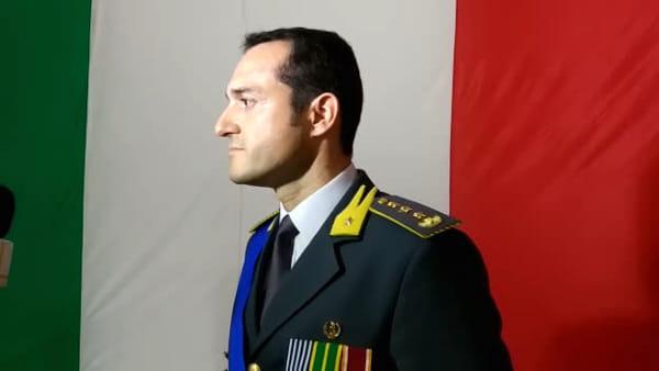 """Guardia di Finanza, il colonnello Bosco: """"Un anno denso di lavoro con risultati importanti""""   Il video"""