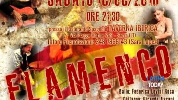 Flamenco: a Sezze danze e musiche dalla Spagna