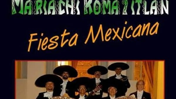 Messico e Nuvole: fiesta mexicana all'Auditorium Vivaldi