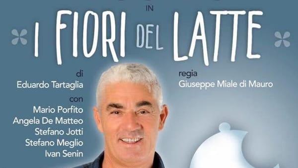 """Al Teatro Europa: Biagio Izzo nella commedia """"I Fiori del Latte"""""""