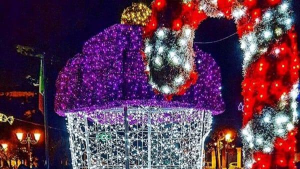 Favole di Luce: il Natale di Gaeta si illumina di mille colori