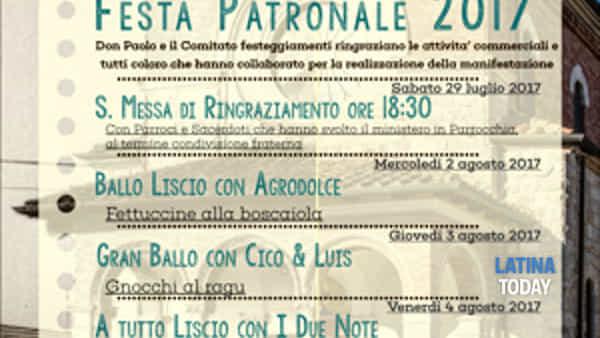 Borgo San Michele in Festa: la festa in occasione degli 80 anni della parrocchia