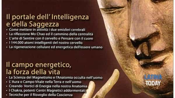 """""""Daichido"""": a Latina la terza conferenza sulla meditazione orientale e l'intelligenza emozionale"""