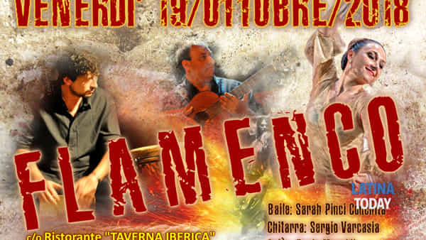 A Sezze torna Flamenco, passione iberica