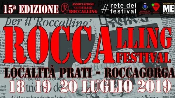 Roccalling: a Roccagorga la 15° edizione del festival per band emergenti