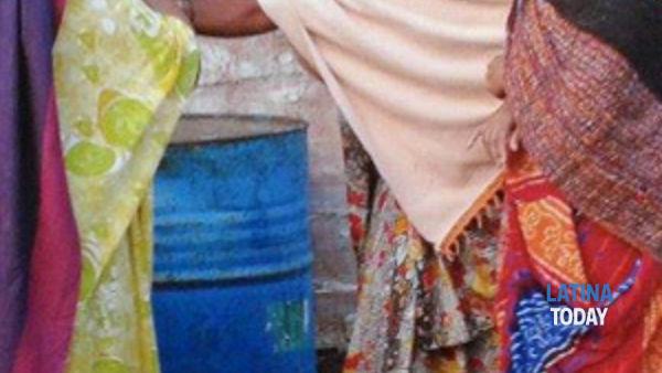sabato 20 giugno 2015, ore 18:00 – palazzetto luciani, cori l'india ha un sorriso di donna inaugurazione della mostra fotografica di candida bonato-7