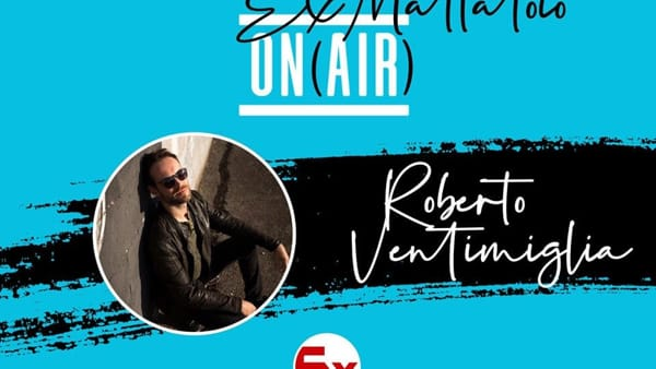 Roberto Ventimiglia Ex Mattatorio On Air-2