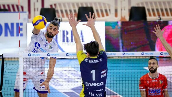 Pallavolo, play-off per il quinto posto: la Top Volley Cisterna cede a Modena al tie break