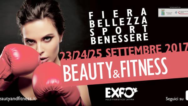 Beauty & Fitness: la fiera sullo sport, la salute e la bellezza all'EXPO Latina