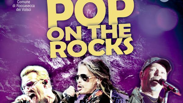 Pop On The Rocks: a Roccasecca dei Volsci tre giorni di musica