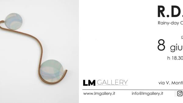 R.D.C. Rainy - Day Canapé: alla LM Gallery un'esposizione internazionale e tutta al femminile