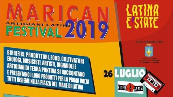 Marican Festival: il meglio dell'enogastronomia pontina a Foceverde