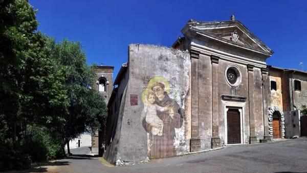 Chiesa San Francesco con immagine di Sant'Antonio da Padova_foto di Franco Bernardi-2