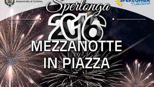 Mezzanotte in Piazza: anche Sperlonga festeggia il Capodanno 2016