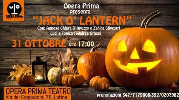 Halloween 2017: spettacolo e merenda tra le zucche a Opera Prima