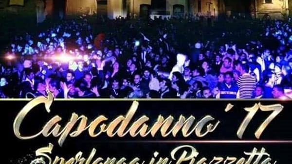 Capodanno in Piazzetta: a Sperlonga si festeggia il 2017