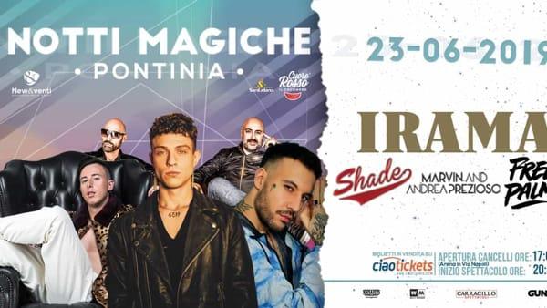 Notti Magiche: a Pontinia tanti eventi per i weekend di giugno