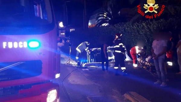 incidente borgo piave 2 feriti 2-2