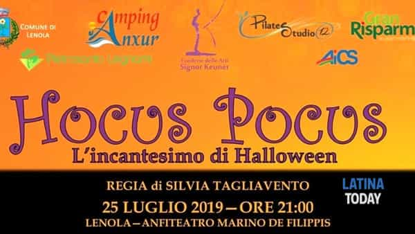 Estate Lenolese: va in scena il divertente musical Hocus Pocus