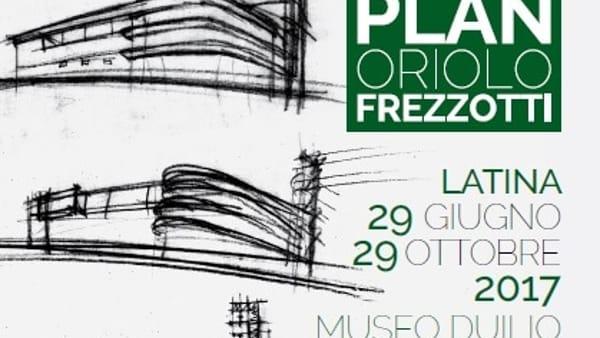 Beau Plan: al Cambellotti l'esposizione dedicata a Oriolo Frezzotti, l'architetto che progettò Latina