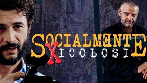 Socialmente Pericolosi al cinema teatro Traiano di Terracina