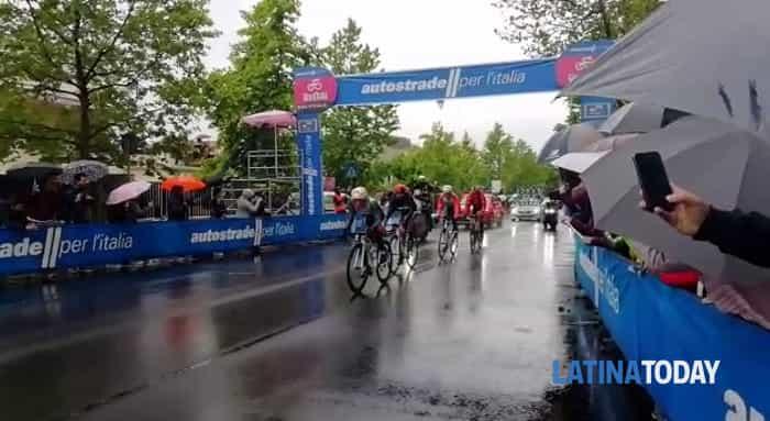 Giro d'Italia - Arrivo a Latina (1)
